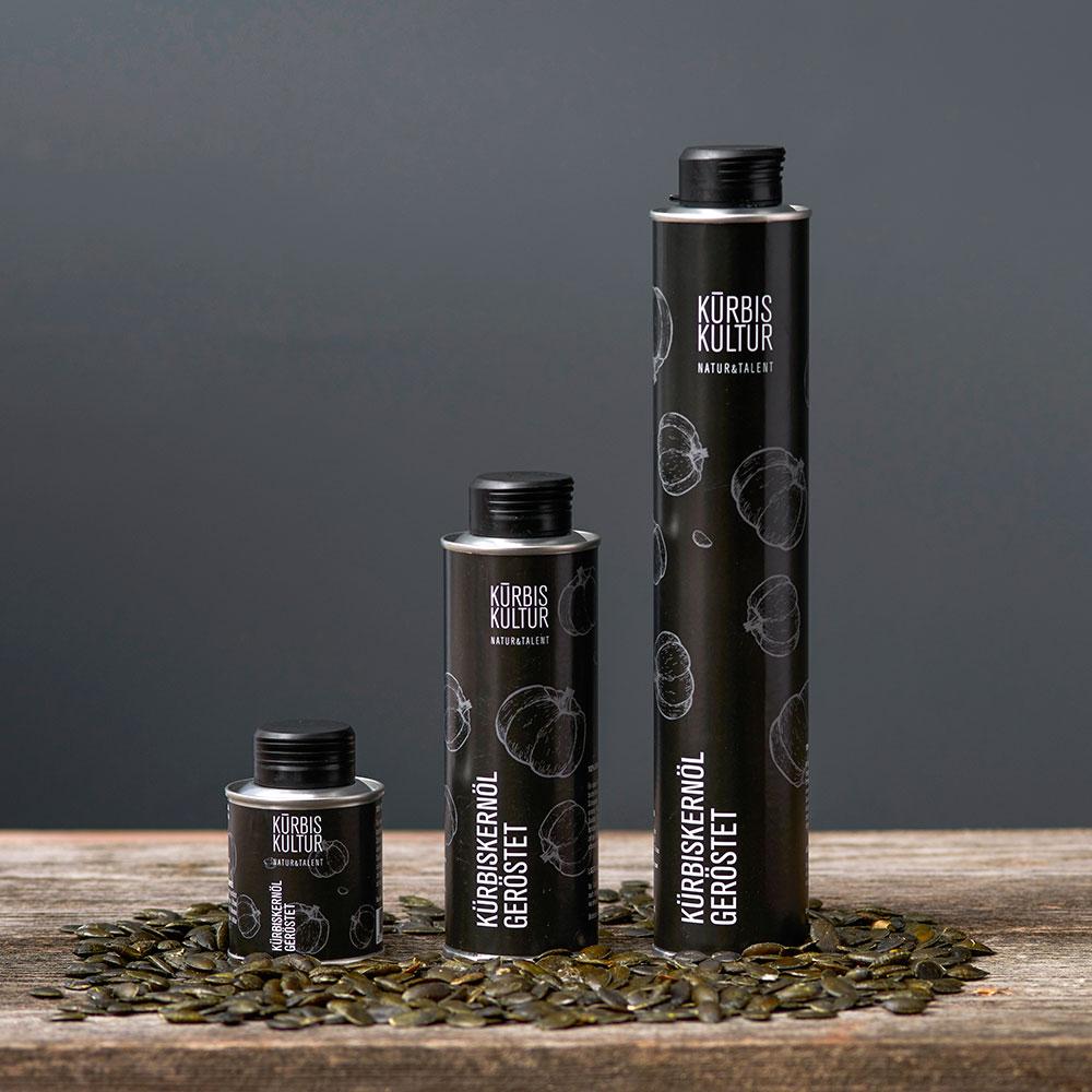 Kürbiskernöl Kürbiskultur