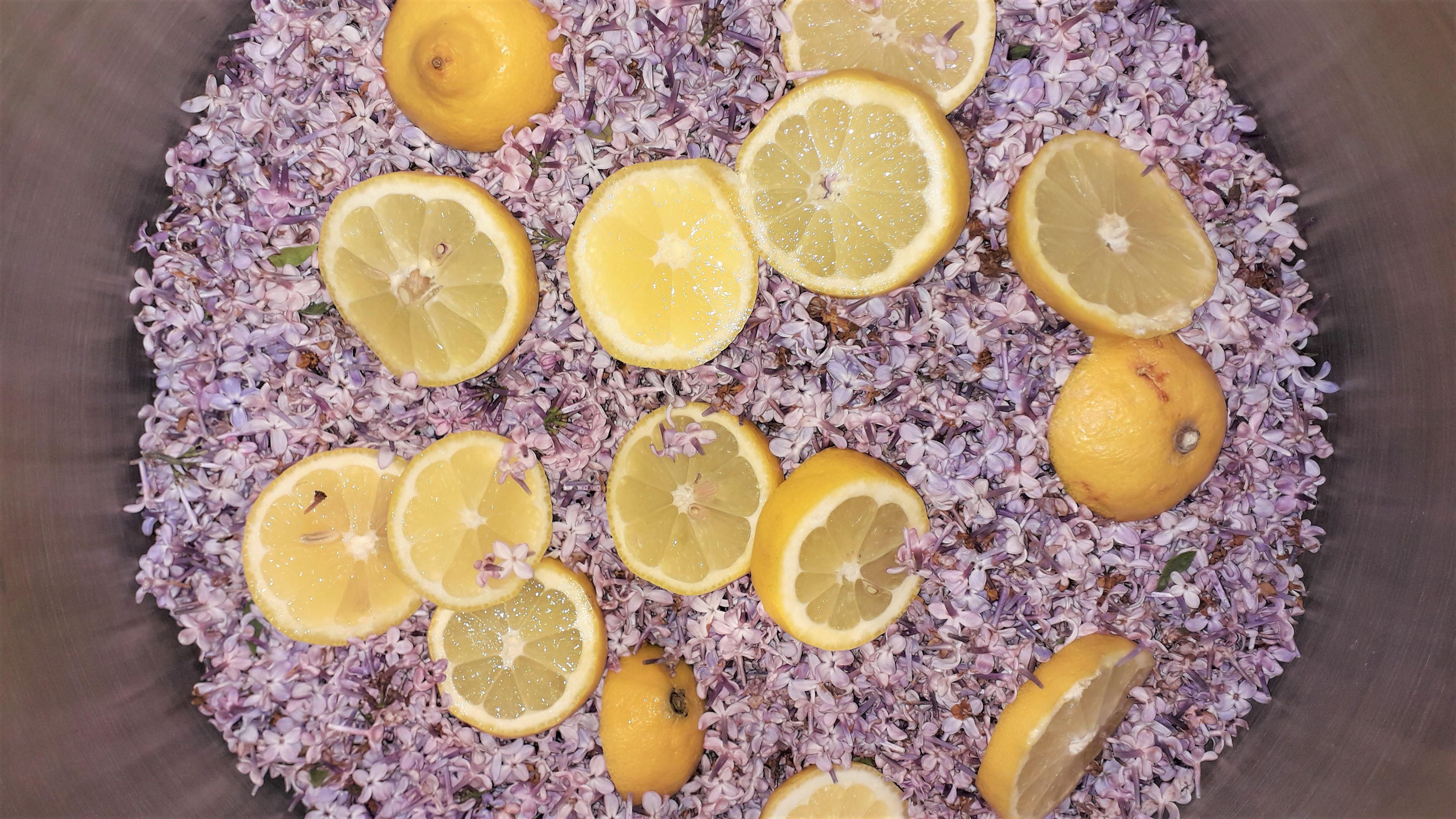 Blütensirup zum Selbermachen