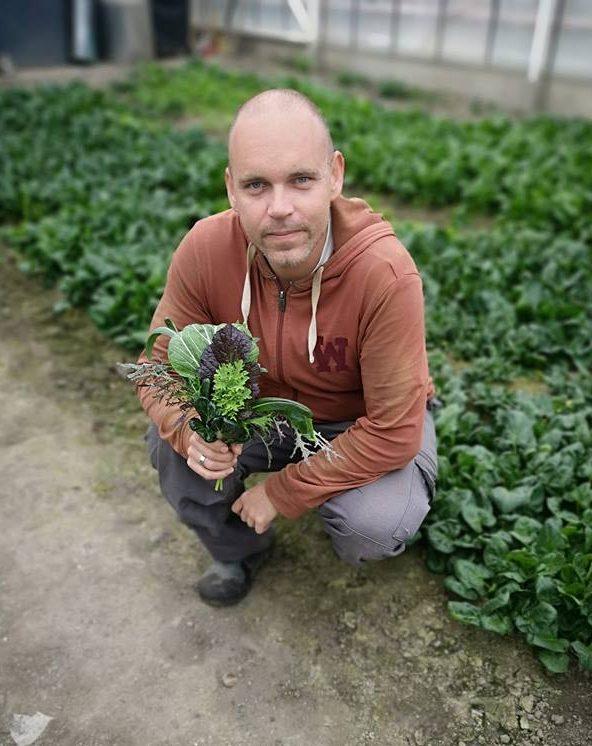 Gemüsegarten Fida