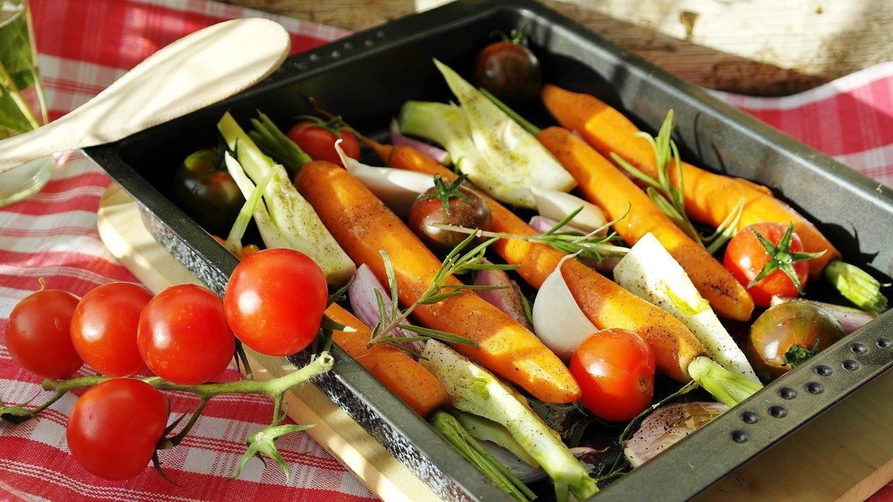 Grillen - Gemüse
