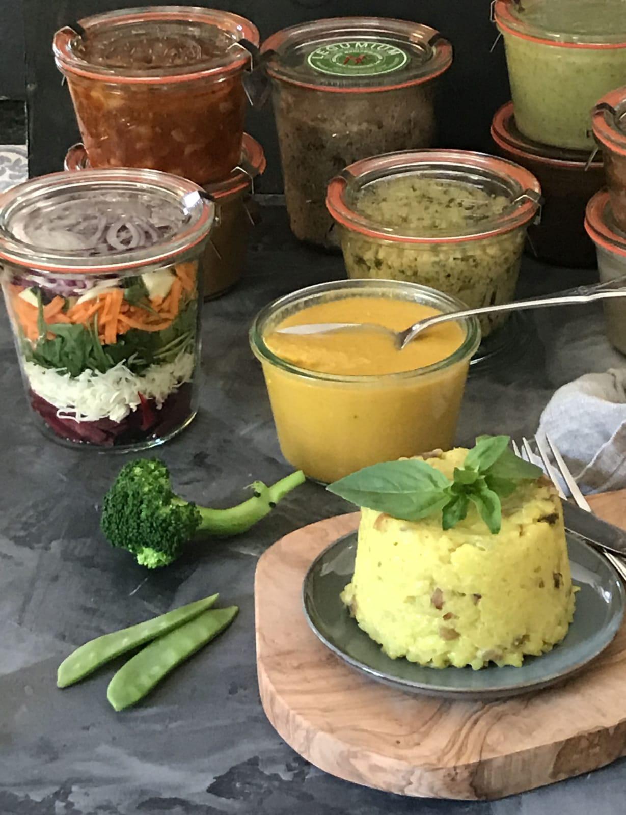 Convenience Food von Legumium