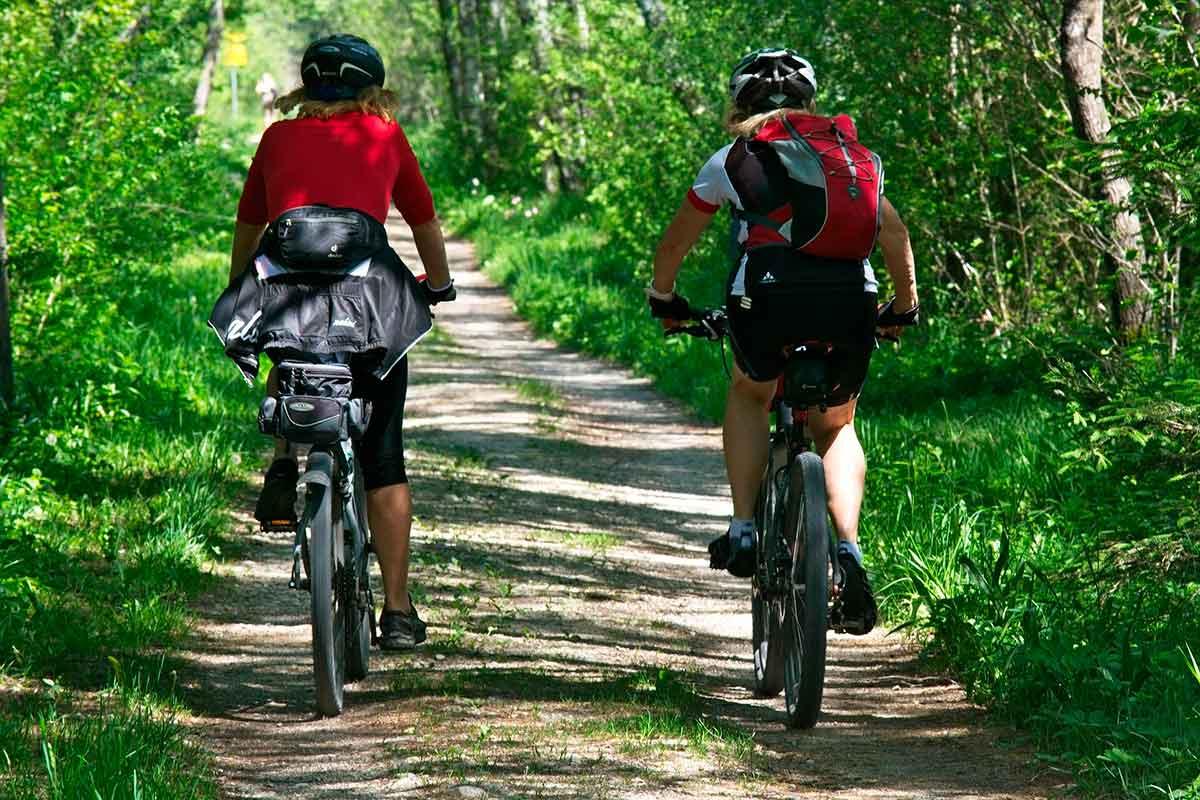 Fahrradtour mit dem Ögreissler