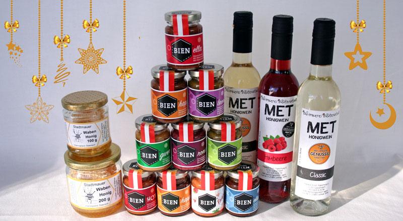 Honigprodukte von Mr. Bien