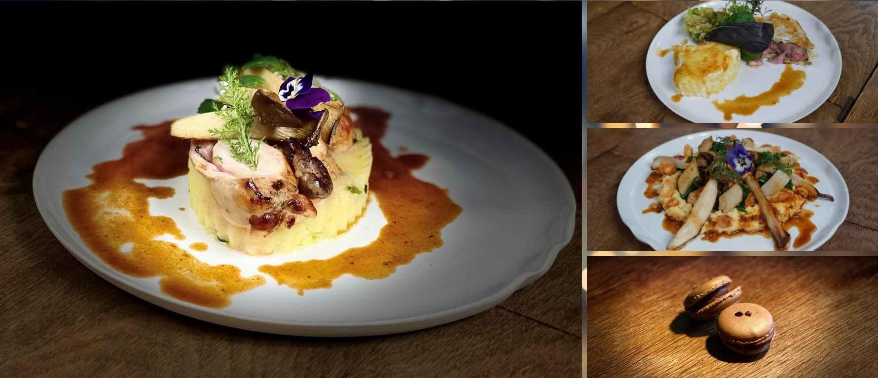 Haute Cuisine von Thibaut Delaroche