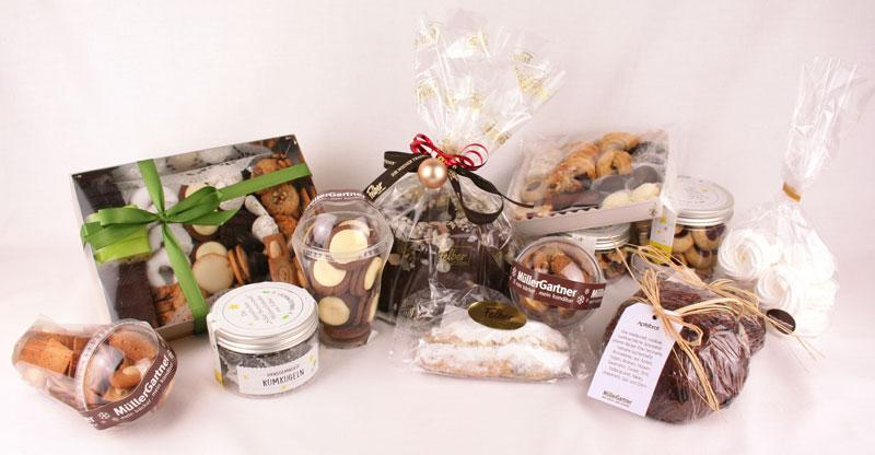 Weihnachtsbäckerei aus dem Marchfeld