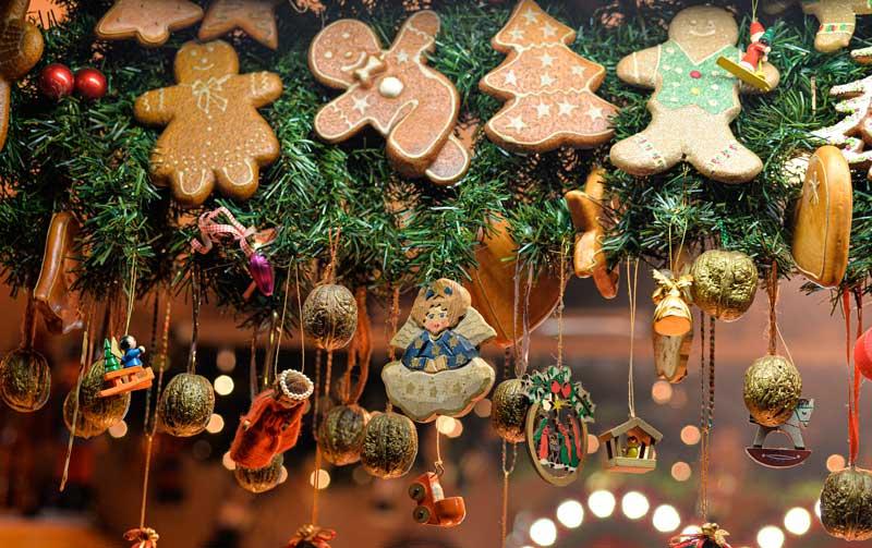 Weihnachtsbaum, traditionell