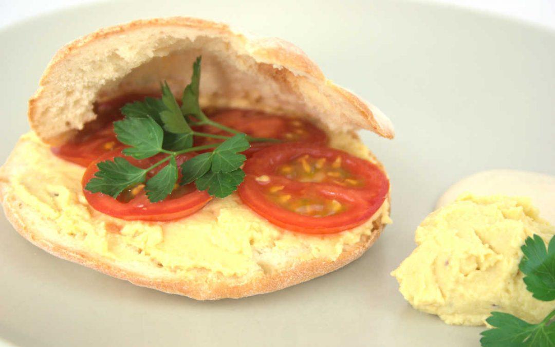Hummus Pita