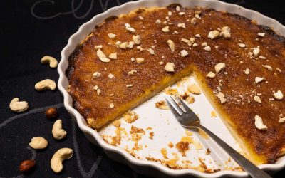 Pumpkin Pie – Kürbis Pie