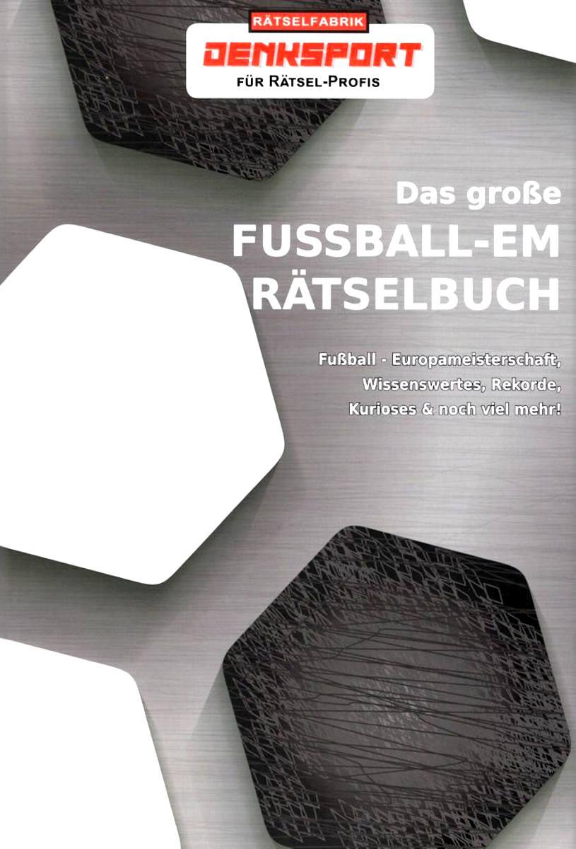 Rätselheft - Fussball-EM