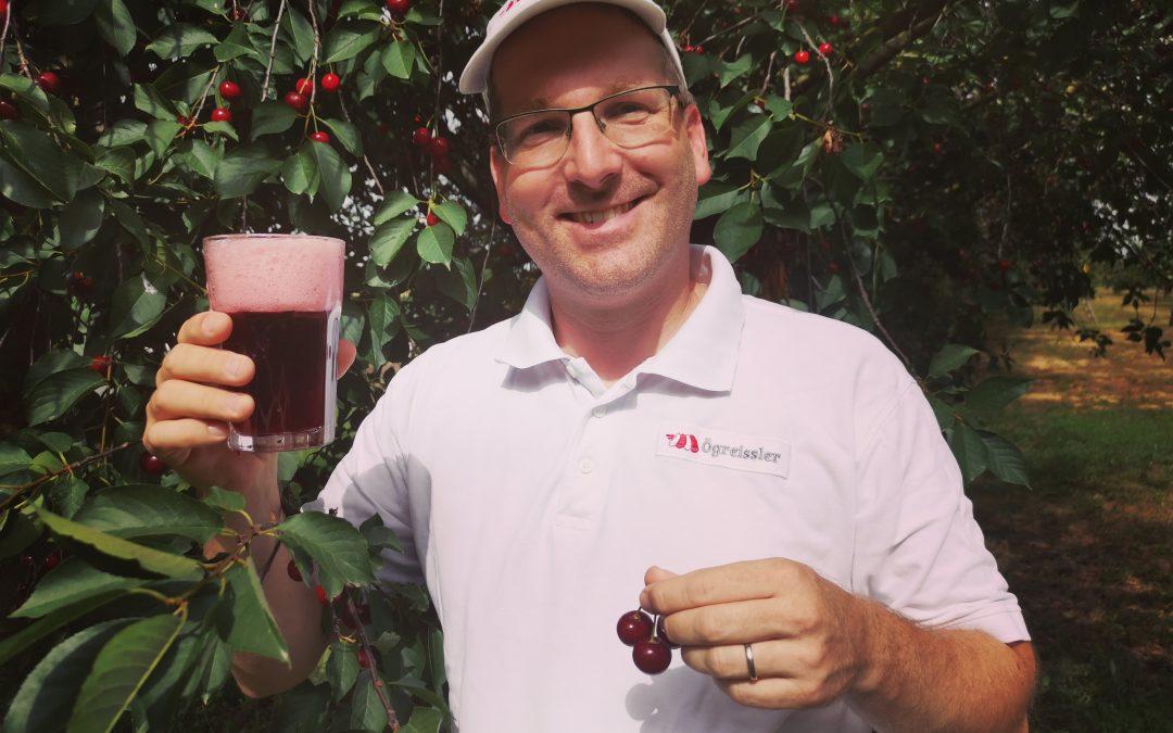 Kriek: Weichsel Bier nach belgischer Tradition aus Österreich